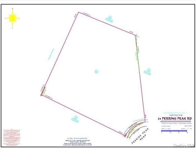24 Perrins Peak Road, Stony Point, NY 10980 (MLS #H6117570) :: Carollo Real Estate