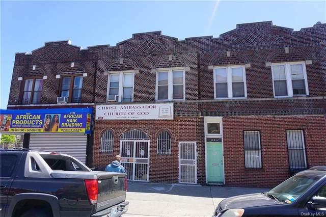 1128 Clarkson Avenue, East Flatbush, NY 11212 (MLS #H6117580) :: Kendall Group Real Estate | Keller Williams