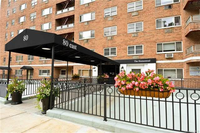 80 E Hartsdale Avenue #606, Hartsdale, NY 10530 (MLS #H6117753) :: Carollo Real Estate