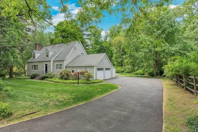 70 Seven Bridges Road, Chappaqua, NY 10514 (MLS #H6117780) :: Carollo Real Estate