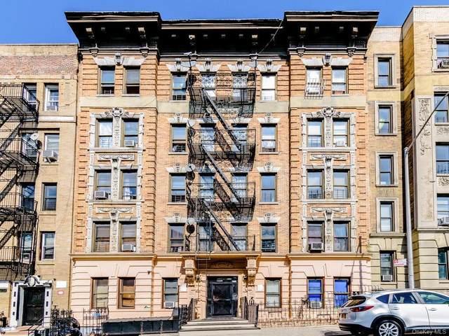 525 W 138th Street #19, Newyork, NY 10031 (MLS #H6118220) :: Shalini Schetty Team