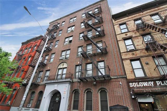 350 S 4th Street 6B, Williamsburg, NY 11211 (MLS #H6118265) :: Carollo Real Estate