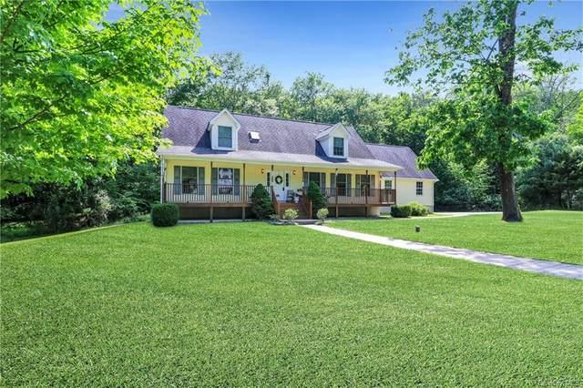 191 Frey Road, Pine Bush, NY 12566 (MLS #H6119555) :: Cronin & Company Real Estate