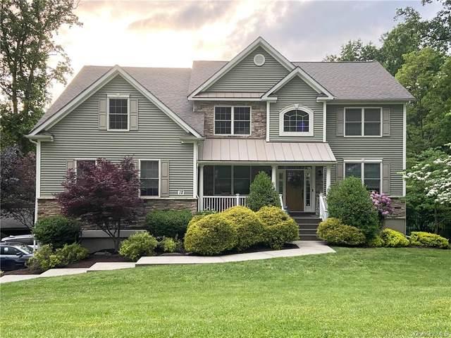 12 Orr Hatch Drive, Cornwall, NY 12518 (MLS #H6119574) :: Carollo Real Estate