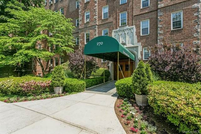 270 Bronxville Road B22, Bronxville, NY 10708 (MLS #H6119850) :: Carollo Real Estate