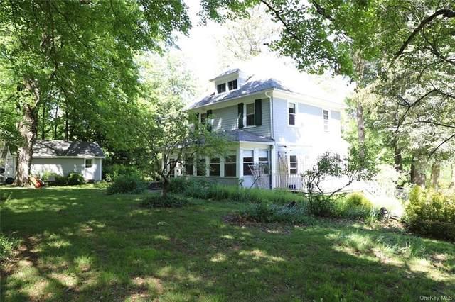 122 Swiss Hill Road N, Jeffersonville, NY 12748 (MLS #H6119857) :: Howard Hanna Rand Realty