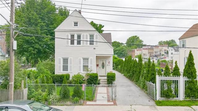 25 Pearl Street, Mount Vernon, NY 10550 (MLS #H6119880) :: Nicole Burke, MBA   Charles Rutenberg Realty