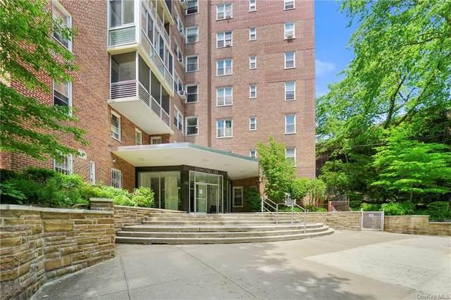 3135 Johnson Avenue 12J, Bronx, NY 10463 (MLS #H6120027) :: Laurie Savino Realtor