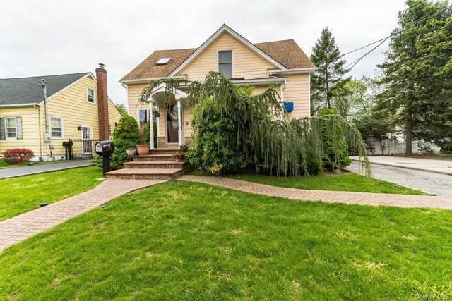140 Merle Avenue, Oceanside, NY 11572 (MLS #H6120075) :: Nicole Burke, MBA | Charles Rutenberg Realty