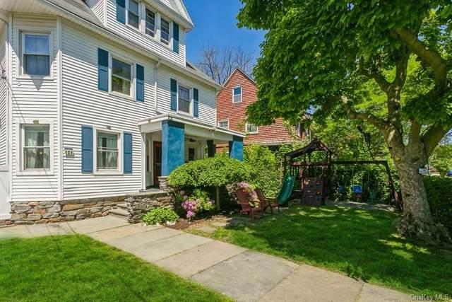 134 Glen Avenue, Mount Vernon, NY 10550 (MLS #H6120269) :: Barbara Carter Team