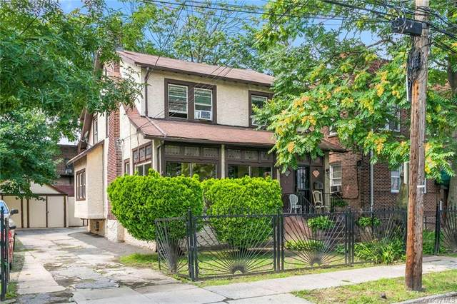 126 S 12th Avenue, Mount Vernon, NY 10550 (MLS #H6120478) :: Kendall Group Real Estate | Keller Williams