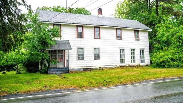 683 Ridgebury Road, Slate Hill, NY 10973 (MLS #H6120518) :: Signature Premier Properties