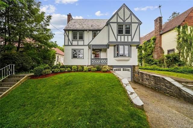 10 Central Parkway, Mount Vernon, NY 10552 (MLS #H6120674) :: Carollo Real Estate