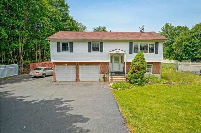 945 Chestnut Ridge Road, Chestnut Ridge, NY 10977 (MLS #H6120742) :: Corcoran Baer & McIntosh