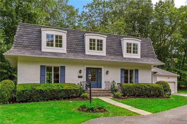 40 Springdale Road, Scarsdale, NY 10583 (MLS #H6120793) :: Carollo Real Estate