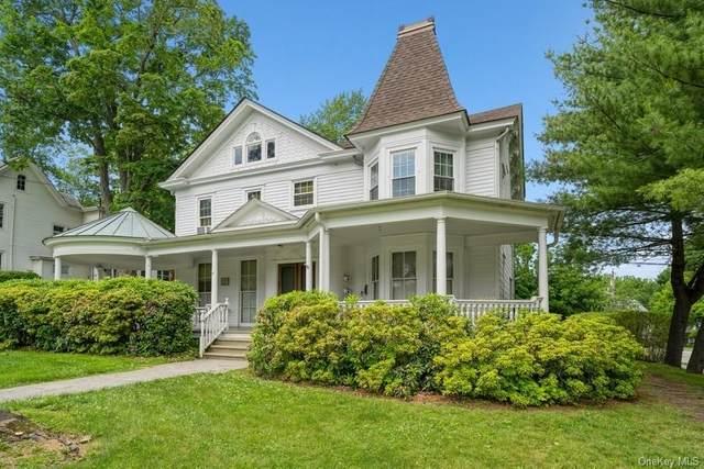 12 Oakland Avenue, Warwick, NY 10990 (MLS #H6121001) :: Mark Boyland Real Estate Team