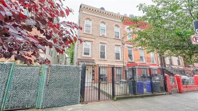 1936 Bergen Street, Crown Heights, NY 11233 (MLS #H6121549) :: Nicole Burke, MBA | Charles Rutenberg Realty