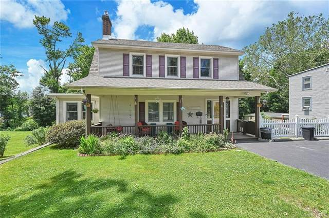 6 Underhill Place, Newburgh, NY 12550 (MLS #H6121980) :: Barbara Carter Team