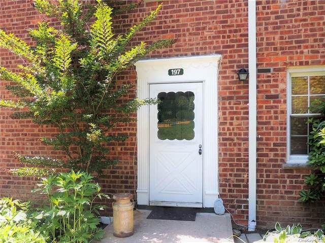 21 Fieldstone Drive #197, Hartsdale, NY 10530 (MLS #H6122110) :: Carollo Real Estate