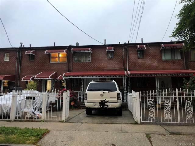 196 Bristol Street, Brownsville, NY 11212 (MLS #H6122138) :: Barbara Carter Team
