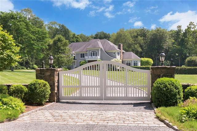 40 Schoolhouse Road, Waccabuc, NY 10597 (MLS #H6122378) :: Carollo Real Estate
