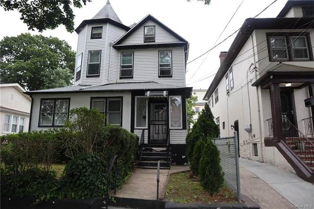 98 Beekman Avenue, Mount Vernon, NY 10553 (MLS #H6122568) :: The McGovern Caplicki Team
