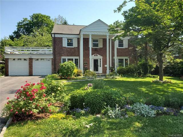 31 Sargent Road, Scarsdale, NY 10583 (MLS #H6122585) :: Carollo Real Estate