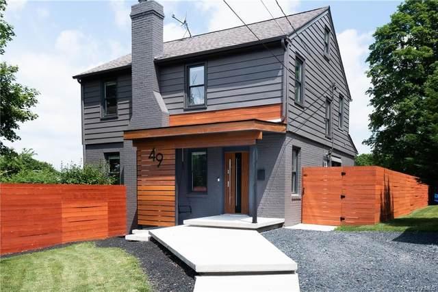 49 Hudson View Terrace, Newburgh, NY 12550 (MLS #H6122613) :: Corcoran Baer & McIntosh