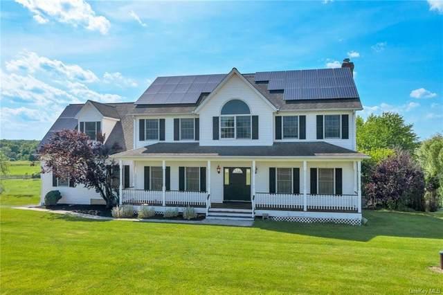 161 Ridgebury Road, New Hampton, NY 10958 (MLS #H6122699) :: Signature Premier Properties