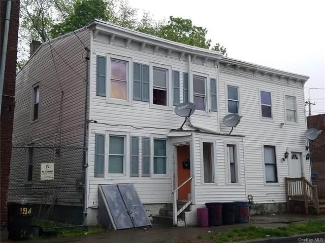 192 W Parmenter Street, Newburgh, NY 12550 (MLS #H6122822) :: Barbara Carter Team