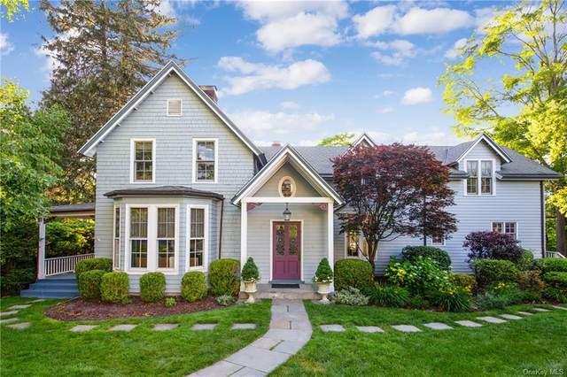 11 Rectory Lane, Scarsdale, NY 10583 (MLS #H6122842) :: Carollo Real Estate