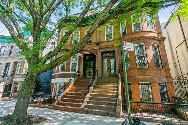 943 E 156th Street, Bronx, NY 10455 (MLS #H6122848) :: Laurie Savino Realtor