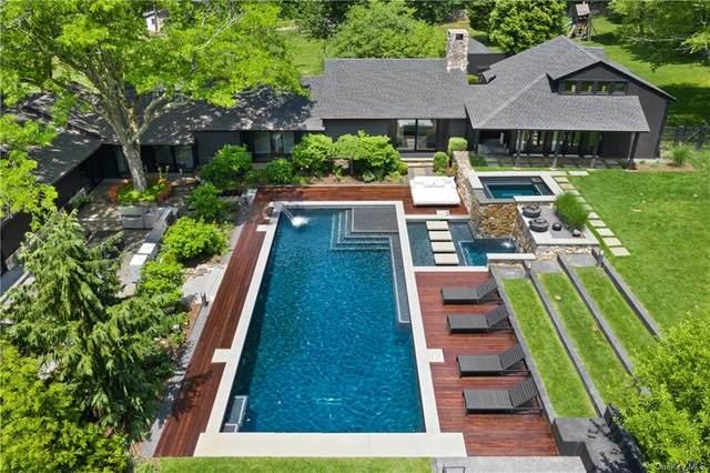167 Salem Road, Pound Ridge, NY 10576 (MLS #H6122884) :: Carollo Real Estate