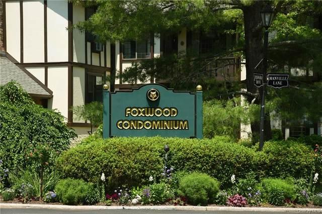 12 Foxwood Drive #2, Pleasantville, NY 10570 (MLS #H6122942) :: Carollo Real Estate