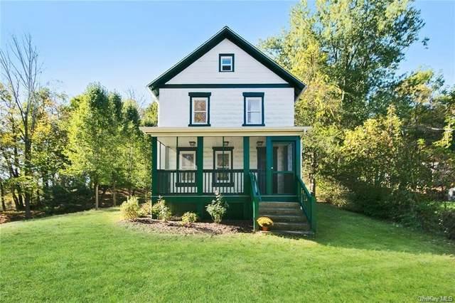 30 Maple Avenue, Harriman, NY 10926 (MLS #H6123037) :: Carollo Real Estate