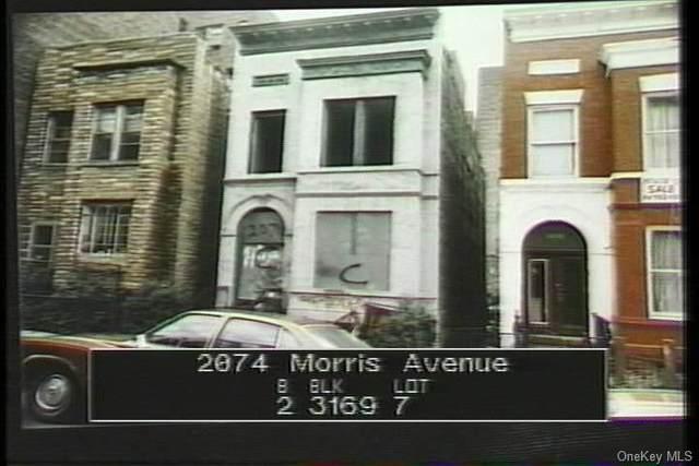 2074 Morris Avenue, Bronx, NY 10453 (MLS #H6123117) :: RE/MAX RoNIN