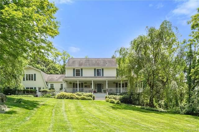 31 Indian Hill Road, Bedford, NY 10506 (MLS #H6123123) :: Mark Boyland Real Estate Team
