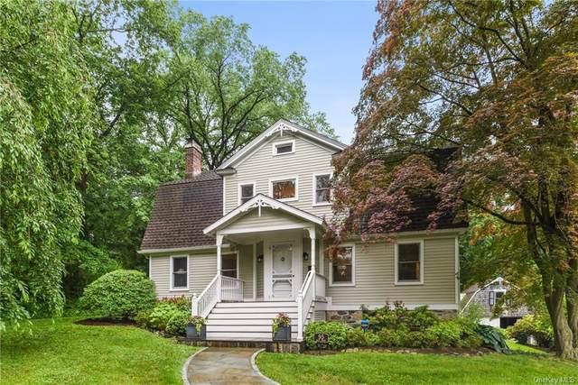 95 Main Street, Bedford Hills, NY 10507 (MLS #H6123356) :: Corcoran Baer & McIntosh