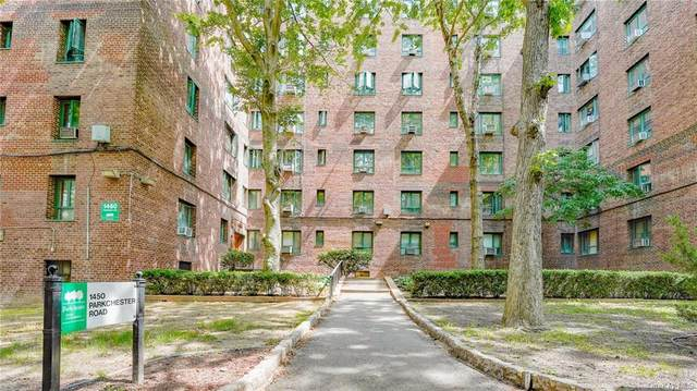 1450 Parkchester Road 7D, Call Listing Agent, NY 10462 (MLS #H6123458) :: Frank Schiavone with Douglas Elliman