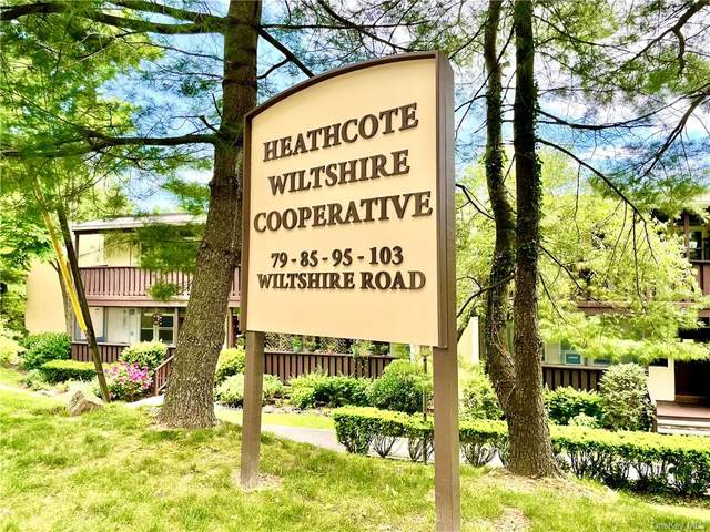 103 Wiltshire Road D10, Scarsdale, NY 10583 (MLS #H6123467) :: Carollo Real Estate