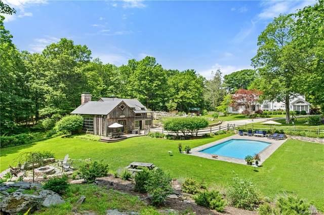 35 Salem Road, Pound Ridge, NY 10576 (MLS #H6123534) :: Carollo Real Estate