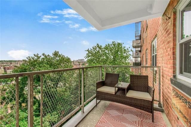 3030 Johnson Avenue 4K, Bronx, NY 10463 (MLS #H6123551) :: Carollo Real Estate