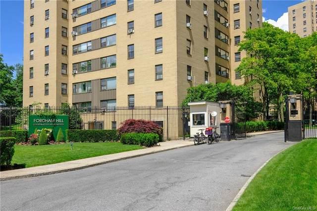 9 Fordham Hill Oval 12D, Bronx, NY 10468 (MLS #H6123672) :: Laurie Savino Realtor