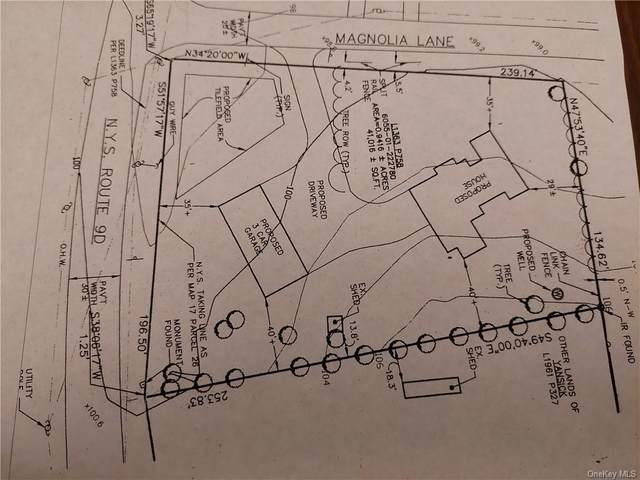 Magnolia Drive, Wappingers Falls, NY 12590 (MLS #H6123779) :: Carollo Real Estate