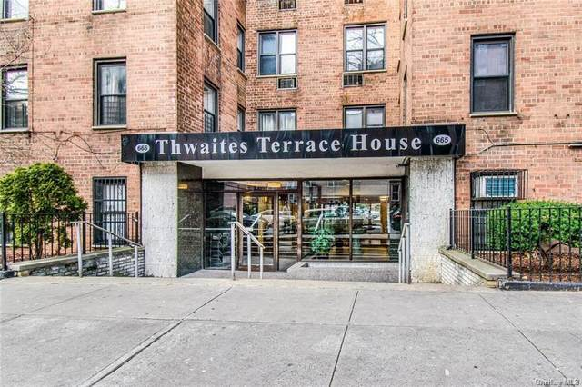 665 Thwaites Place 2J, Bronx, NY 10467 (MLS #H6123845) :: Laurie Savino Realtor