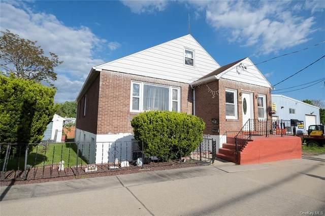 167 Mill Street, Newburgh, NY 12550 (MLS #H6123849) :: Nicole Burke, MBA | Charles Rutenberg Realty