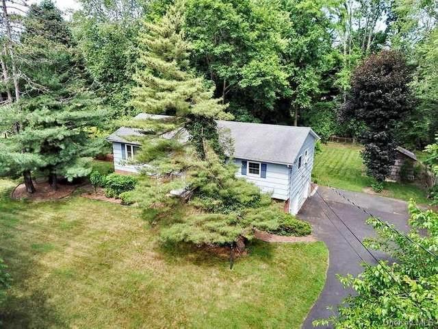 933 Chestnut Ridge Road, Chestnut Ridge, NY 10977 (MLS #H6123967) :: Corcoran Baer & McIntosh