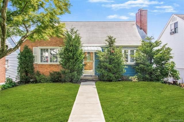 90 Pomona Avenue, Yonkers, NY 10703 (MLS #H6124147) :: Carollo Real Estate