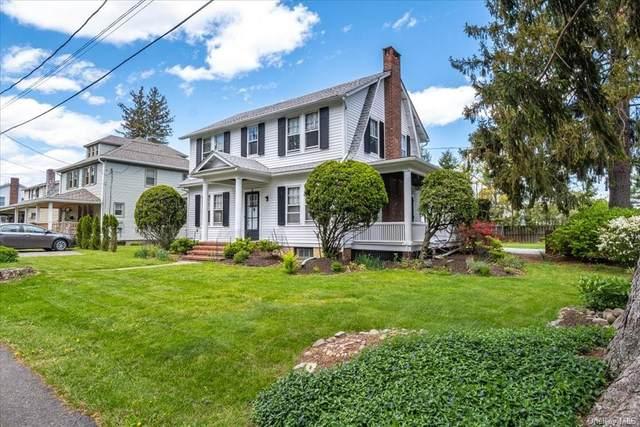 22 Pine Street, Cornwall On Hudson, NY 12520 (MLS #H6124196) :: Corcoran Baer & McIntosh