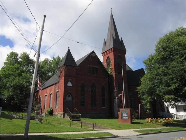 107-125 W Main Street, Walden, NY 12586 (MLS #H6124293) :: Corcoran Baer & McIntosh